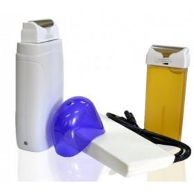 Depilačný ohrievač vosku + VOSK + PÁSKY