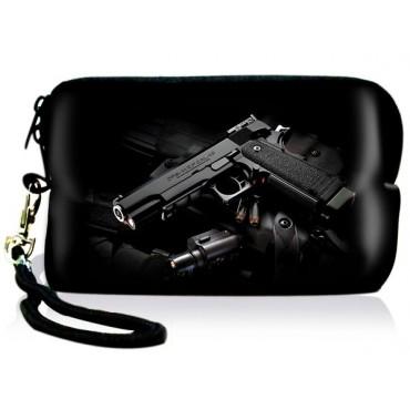 Huado kozmetické púzdierko Revolver