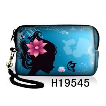 Huado kozmetické púzdierko Kvetinka vo vlasoch