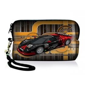 Huado kozmetické púzdro Auto rallye