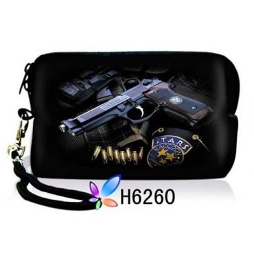 Huado kozmetické púzdierko Zbraň