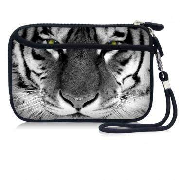 Huado kozmetické púzdro Čiernobiely Tiger