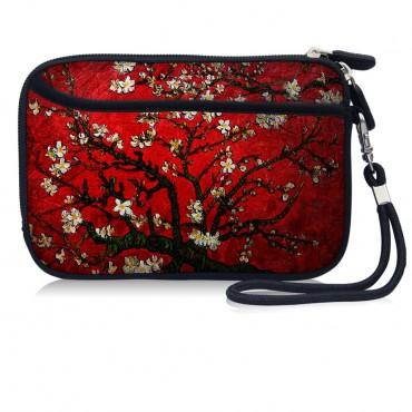 Huado kozmetické púzdro Červená čerešňa