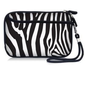 Huado kozmetické púzdro Zebra
