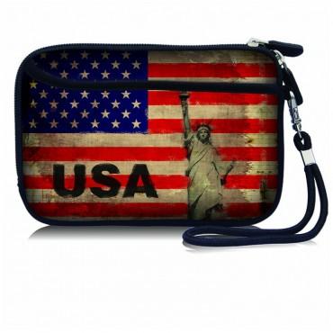 Huado kozmetické púzdro USA style