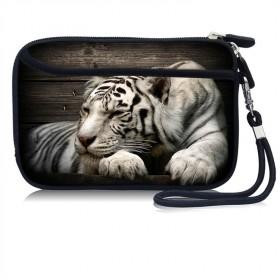 Huado kozmetické púzdro Tygr sibirský