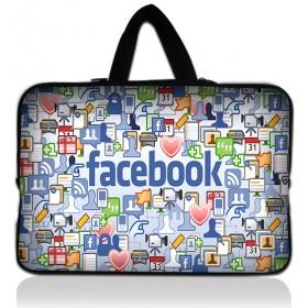"""Huado taška na notebook do 13.3"""" Social network"""