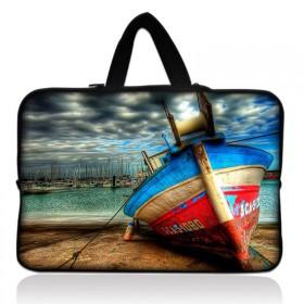 """Huado taška na notebook do 13.3"""" Čln na pláži"""