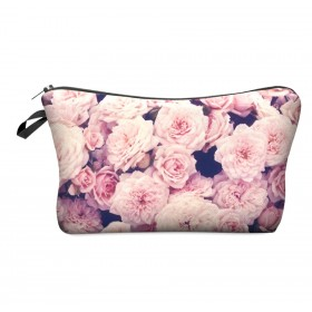 Kozmetická taštička Růžový keř