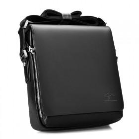 Kangaroo pánska taška čierna Massive