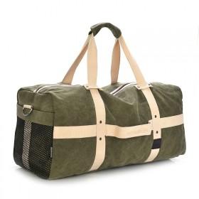 MJH plátená cestovná taška 40l Khaki