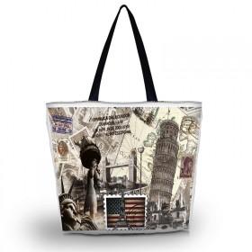 Nákupní a plážová taška - Travel King