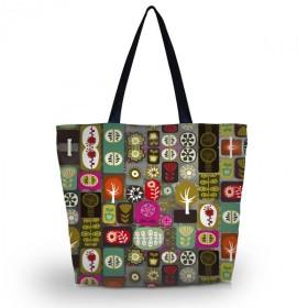Nákupná a plážová taška Huado - Etno style