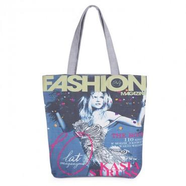 Nákupní taška s nápisem FASHION