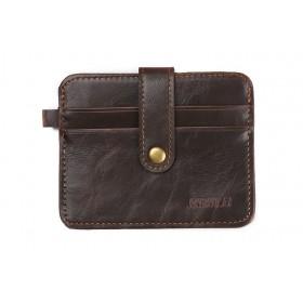 Pánská peňaženka Smart Card II hnedá