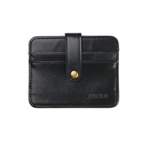 Pánská peňaženka Smart Card II čierna