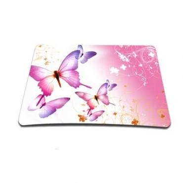 Podložka pod myš Huado- Ružové motýle
