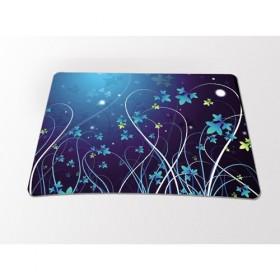 Podložka pod myš Huado- Modré kvety