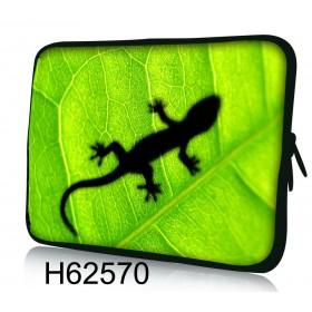 """Púzdro Huado na notebook do 10.2"""" Zelený Gekon"""