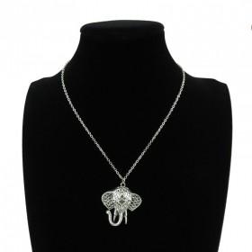 Přívěšek s řetízkem Slon hindu