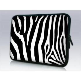 """Púzdro Huado na notebook do 12.1"""" Zebra"""