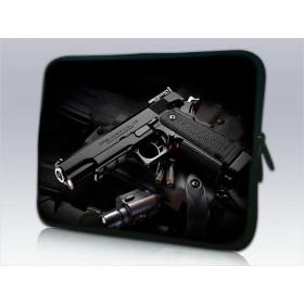 """Púzdro Huado na notebook do 13.3"""" Revolver 9 mm"""
