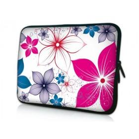 """Púzdro Huado na notebook do 14.4"""" Kvety na jar"""