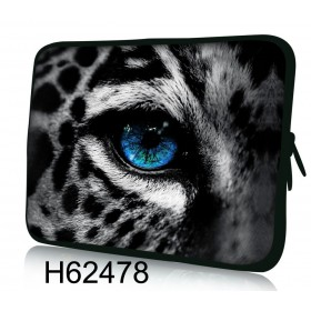 "Púzdro Huado na notebook do 15.6"" Leopardie oko"