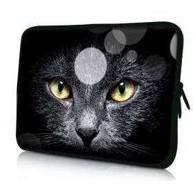 """Púzdro Huado na notebook do 14.4"""" Mačacie oči"""