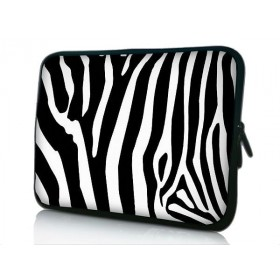"""Púzdro Huado na notebook do 15.6"""" Zebra"""