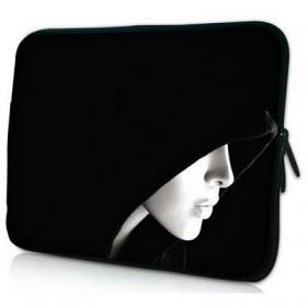 """Púzdro Huado na notebook do 17.4"""" Temný"""