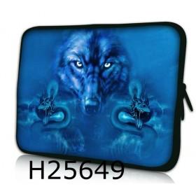 """Púzdro Huado na notebook do 17.4"""" Svorka vlkov"""