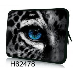 """Púzdro Huado na notebook do 17.4"""" Leopardie oko"""