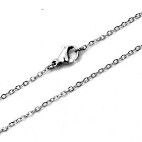 Retiazka Clasic z chirurgickej oceli - 2mm / 50 cm