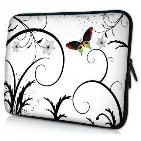 """Púzdro Huado pre notebook do 14.4"""" Farebný motýľ"""