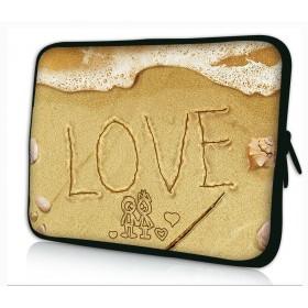 """Púzdro Huado pre notebook do 15.6"""" Love beach"""