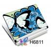 "Samolepka, skin Huado na notebook 12""-15,6"" Kresba motýle"