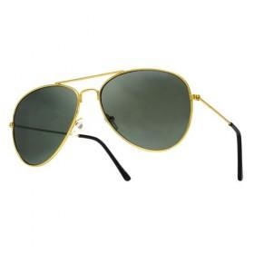 Slnečné okuliare Aviator green