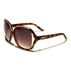 Slnečné okuliare GSL22001 F leopardí rám