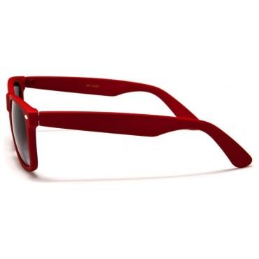 Slnečné okuliare wayfarer červené