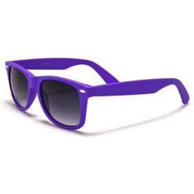 Slnečné okuliare wayfarer fialové