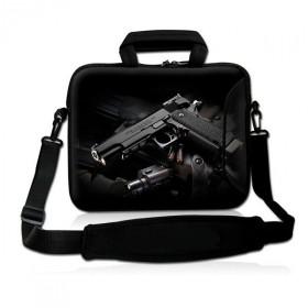 """Taška cez rameno Huado do 17.4"""" Revolver 9 mm"""