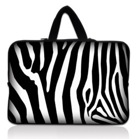 """Taška Huado na notebook do 10.2"""" Zebra"""