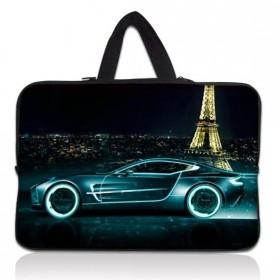"""Taška Huado na notebook do 14.4"""" Nočný Paríž"""