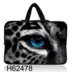 """Taška Huado na notebook do 17.4"""" Leopardie oko"""