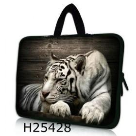 """Taška Huado na notebook do 17.4"""" Sibirský tiger"""