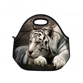 Termotaška Huado z neoprénu- Tiger sibirský