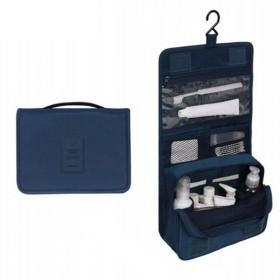 Toaletná taška Travel modrá