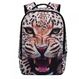 Who Cares batoh 22 l Leopard