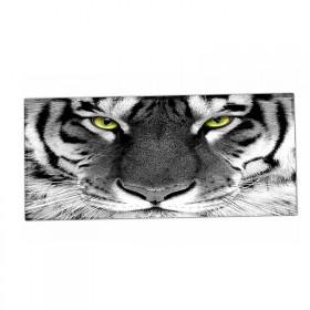 XXL podložka pod myš HUADO Tiger čiernobiely